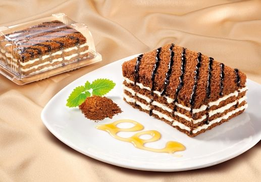 Honey cake 100g cocoa